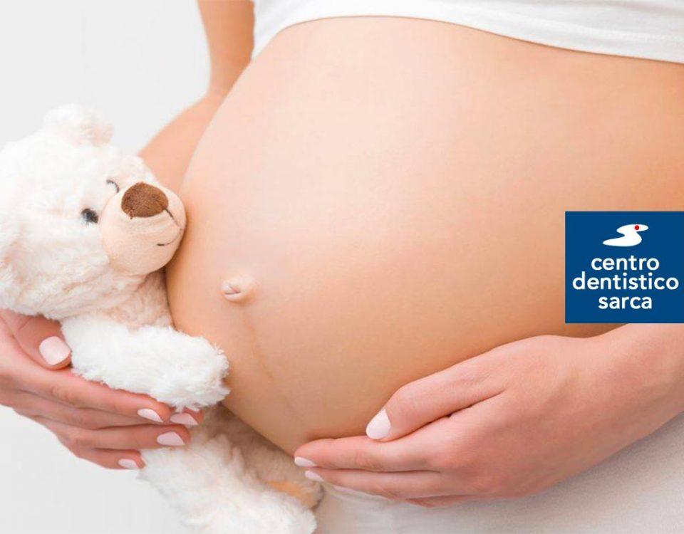 gengive e gravidanza
